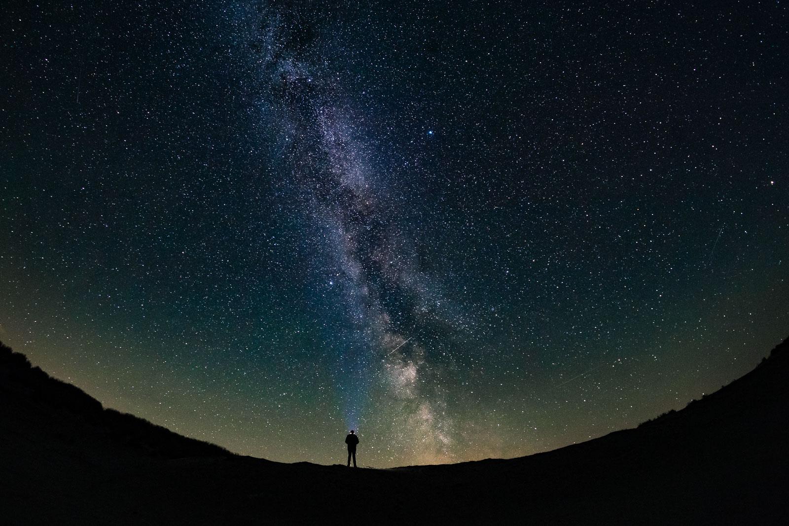 De Melkweg op Terschelling